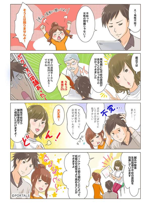 札幌男性不妊